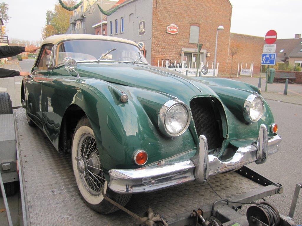 Restauratie van auto's, onderdelen en trackservice
